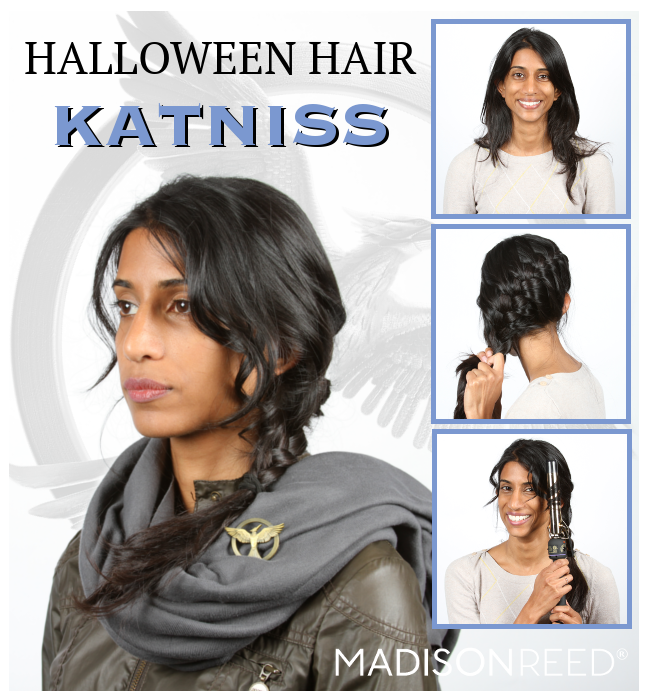 Halloween Hair Ideas Katniss