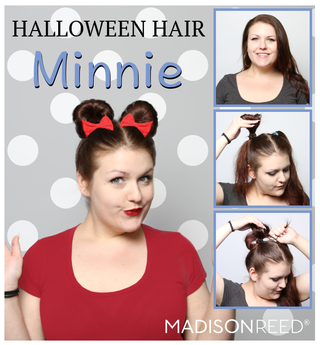 Halloween Hair Ideas Minnie