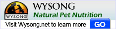 Natural Pet Nutrition