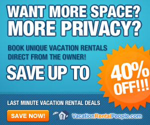 Deals From VacationRentalPeople.com
