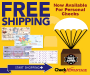 CheckAdvantage personal checks