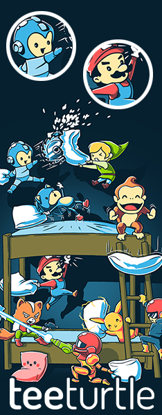 TeeTurtle - Cute, nerdy, pop-culture-y goodness on the softest tees around!