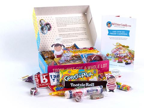 Join Old Time Candy's New Subscription Box Program & Get Your Favorite Retro Candies On Cruise Control! Click Here!