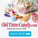 Old time candy you ate as a kid.