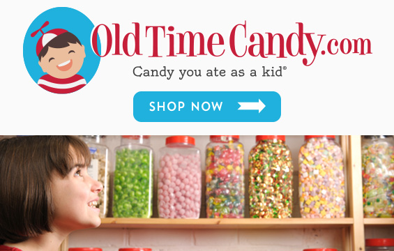 Candy you ate as a kid