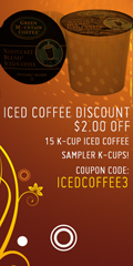 Save up to 35% on Cofee