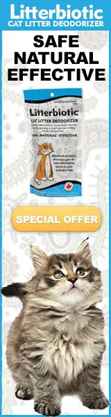 Litterbiotic Cat Litter Deodorizer - Buy Now