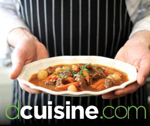 Chef prepared meals at dcuisine.com