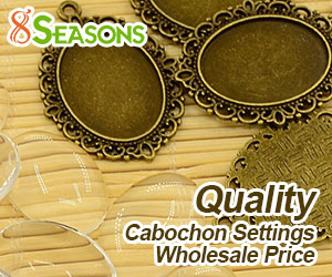 Cabochon Settings Wholesale Price