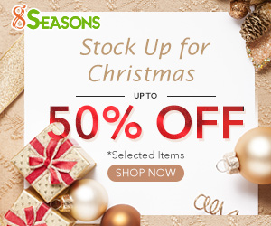 Saving Up to 50% on Christmas Jewelry Sale