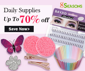 Saving Up to 70% on Daily Jewelry Supplies