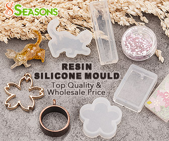 Hot Resin Craft Mould & Supplies