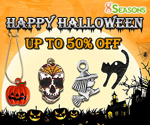 Saving Up to 50% on Halloween Holiday Sale