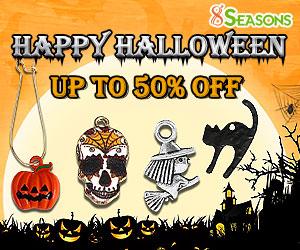 Saving Up to 50% on Halloween Holiday Sale