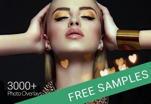 3000+ Overlays Free Samples