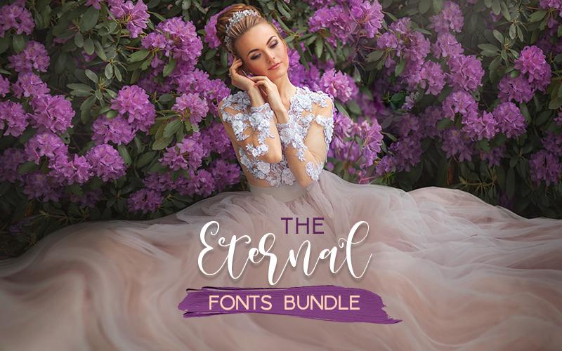 The Eternal Fonts Bundle