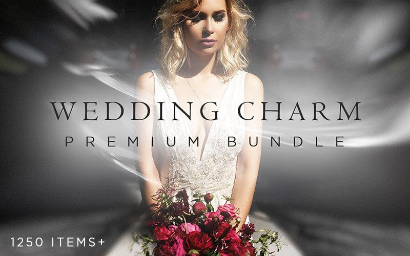 Wedding Charm Bundle