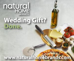 Natural Home - Wedding Registry