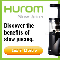 hurom slow juicers