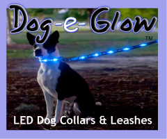 LED Dog Collars & Leashes