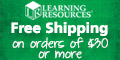 Free Shipping on orders $30 or more