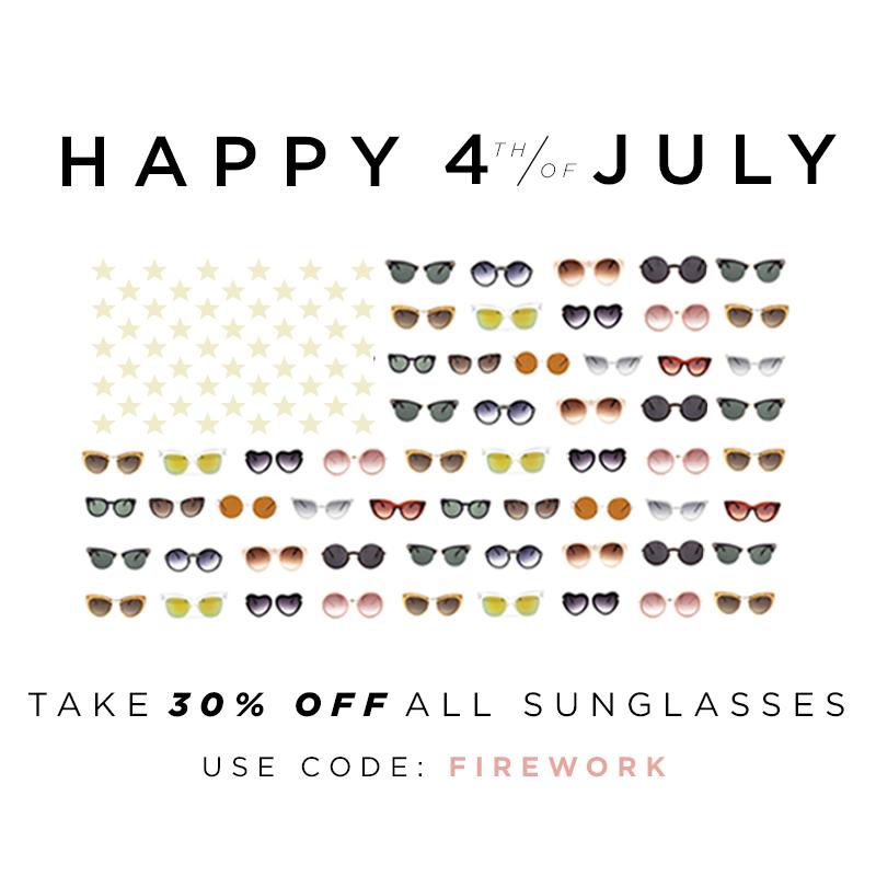 Moorea Seal Sunglasses Sale! 30% Off.