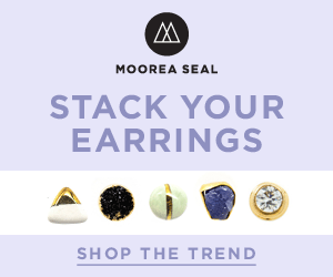 Moorea Seal Earrings