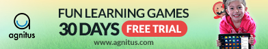 9 Agnitus Kids App   FREE 30 Day Trial (ages 2 8) Over 45 games!