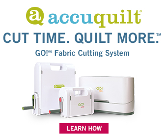 Accuquilt Dynamic Promo