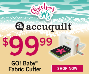 Accuquilt GO! Baby