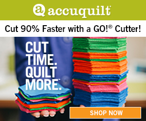Accuquilt Go! cutter