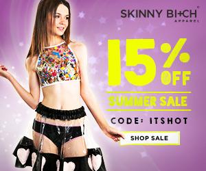 15% Off Code ITSHOT