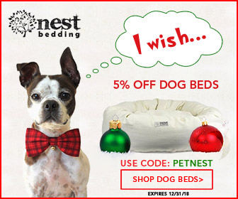 Shop Pet Beds at Nestbedding.com!