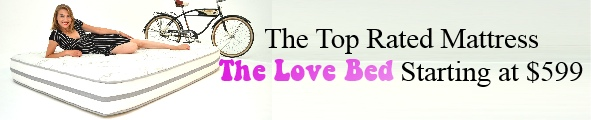 The Top Rated Mattress The Love Bed