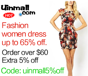 Cheap women dress ,order over $60 Extra 5% off