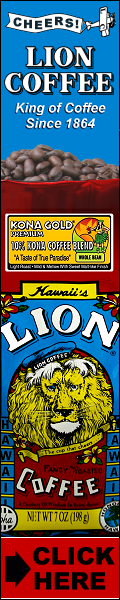 Lion Coffee from Hawaiian Coffee Company
