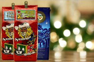 Holiday Coffee from Hawaii Coffee Company
