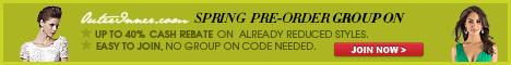 2014 Spring Pre-order Group on