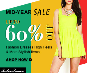 Mid year sale up to 60% off
