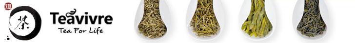 TeaVivre Authentic Chinese Teas