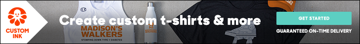 Get Charity Gear from CustomInk