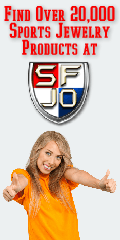 Sports Fan Jewelry Online