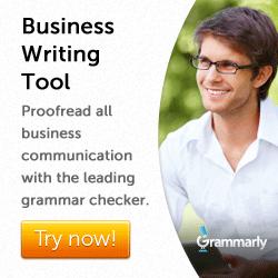 Business Writing Tool