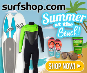 Swimwear and surf gear for summer fun and great surfing!