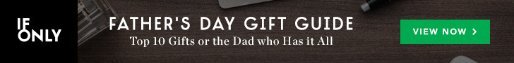 Incredible Gifts for Father's Day