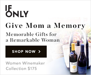 Give Mom a Memory Memorable Gifts for a Remarkable Woman Shop Now > Women's Winemaker Collection $175