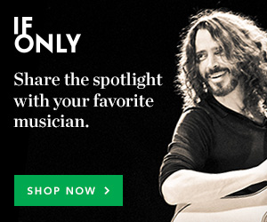 Share the spotlight with your favorite musician - Shop Now!