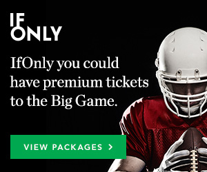 If only you could have premium tickets to The Big Game - Buy Now