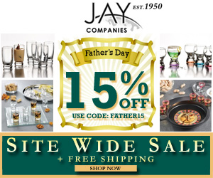 Save 15% now on great gifts for Father's Day