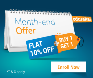 Month End Offer